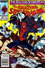 The Amazing Spider-Man 322