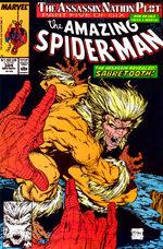 The Amazing Spider-Man 324