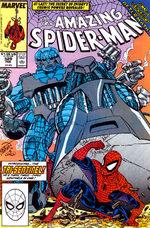 The Amazing Spider-Man 329