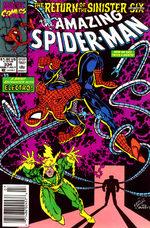 The Amazing Spider-Man 334