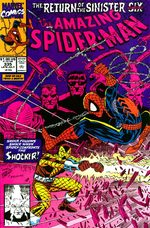 The Amazing Spider-Man 335