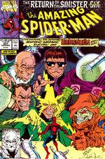 The Amazing Spider-Man 337