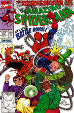 The Amazing Spider-Man 338