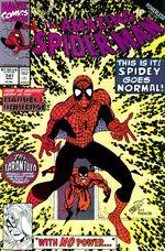 The Amazing Spider-Man 341