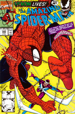The Amazing Spider-Man 345