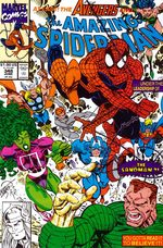 The Amazing Spider-Man 348