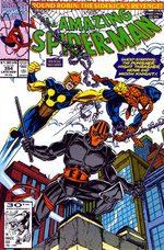 The Amazing Spider-Man 354
