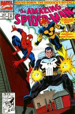 The Amazing Spider-Man 357