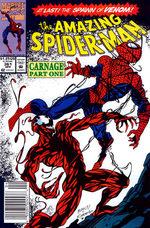 The Amazing Spider-Man 361
