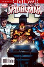The Amazing Spider-Man 531