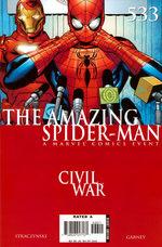 The Amazing Spider-Man 533