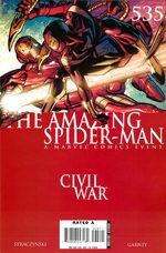 The Amazing Spider-Man 535