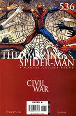 The Amazing Spider-Man 536