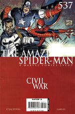 The Amazing Spider-Man 537