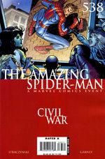 The Amazing Spider-Man 538