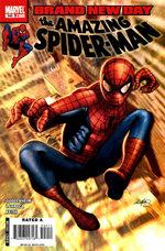 The Amazing Spider-Man 549