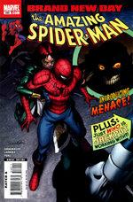 The Amazing Spider-Man 550