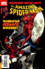 The Amazing Spider-Man 551