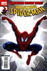 The Amazing Spider-Man 552