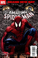The Amazing Spider-Man 553