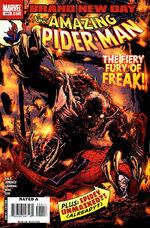 The Amazing Spider-Man 554