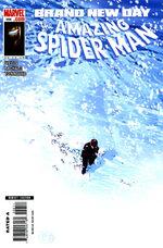 The Amazing Spider-Man 556