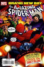 The Amazing Spider-Man 563