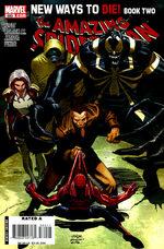 The Amazing Spider-Man 569