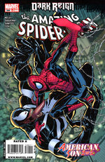 The Amazing Spider-Man 596