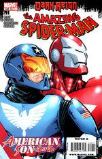 The Amazing Spider-Man 599