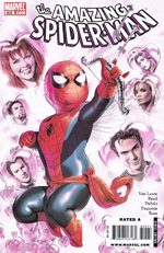 The Amazing Spider-Man 605