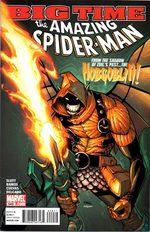 The Amazing Spider-Man 649