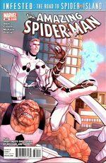 The Amazing Spider-Man 660