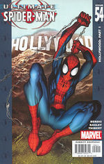 Ultimate Spider-Man 54 Comics