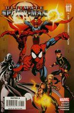 Ultimate Spider-Man 107 Comics