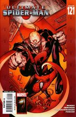 Ultimate Spider-Man 121 Comics