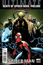 Ultimate Spider-Man 155 Comics