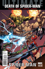 Ultimate Spider-Man 158 Comics