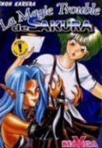 La Magie Trouble de Sakura 1 Manga