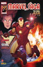 Marvel Saga # 15