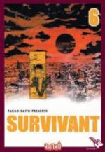 Survivant 6 Manga