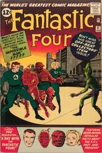 Fantastic Four # 11