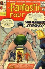 Fantastic Four # 14