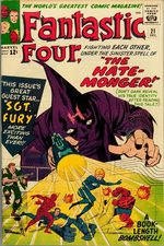 Fantastic Four # 21