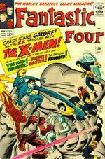 Fantastic Four # 28