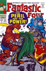 Fantastic Four 60