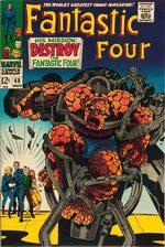 Fantastic Four 68