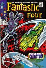 Fantastic Four 74