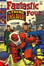 Fantastic Four 91