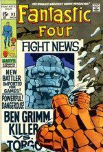 Fantastic Four 92
